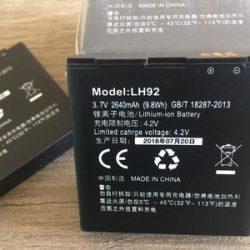 باتری مودم همراه ایرانسل LH92 ظرفیت 2640 mAh