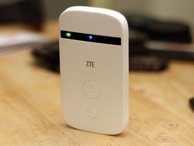 مودم همراه 4G ZTE MF90 LTE WIFI Portable Modem