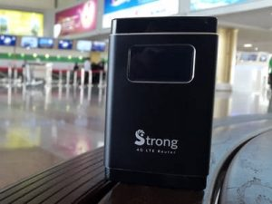 مودم همراه Strong El976 4G LTE WIFI Portable Modem