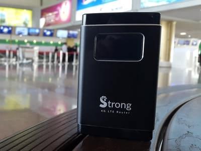 مودم همراه Strong El976 4G LTE WIFI Portable Modem