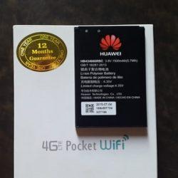باتری مودم هواوی Huawei E5577&E5573 ظرفیت 1500 میلی آمپر
