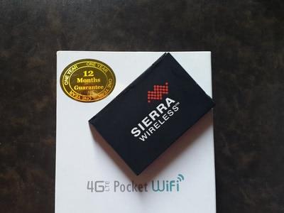 باتری مودم همراه Sierra at&t 754 ظرفیت 1800mAh
