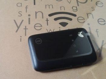 مودم ZTE MF910-v 4GX WIFI Portable Modem
