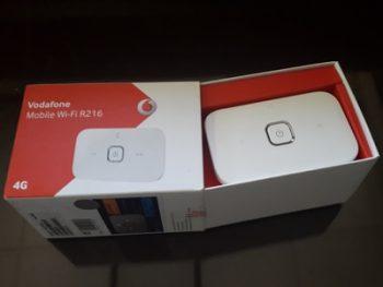 مودم جیبی هواوی E5573 Huawei (Vodafone R216) 4G WIFI Modem