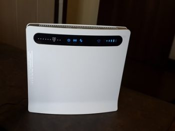 مودم رومیزی هواوی Huawei B593 CPE LTE/4G WIFI T-Mobile Wireless Router