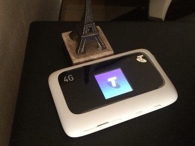 بهترین مودم جیبی 4G ZTE MF910 WIFI Portable Modem