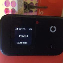 مودم همراه Vodafone R215 4G LTE WIFI Portable Modem