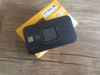 مودم ایرانسل FD-M60 Irancell CAT6 WIFI Portable Modem