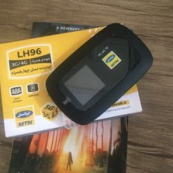مودم همراه ایرانسل LH96 Irancell 3G/4G Modem