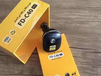 مودم ایرانسل FD-C40 H1 Irancell 3G/4G Modem