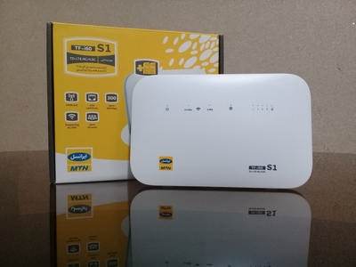 مودم TFi60-S1 ایرانسل TDLTE 4G/4.5G WIFI Modem