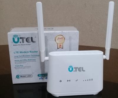 مودم UTEL مدل L443 LTE Modem Router